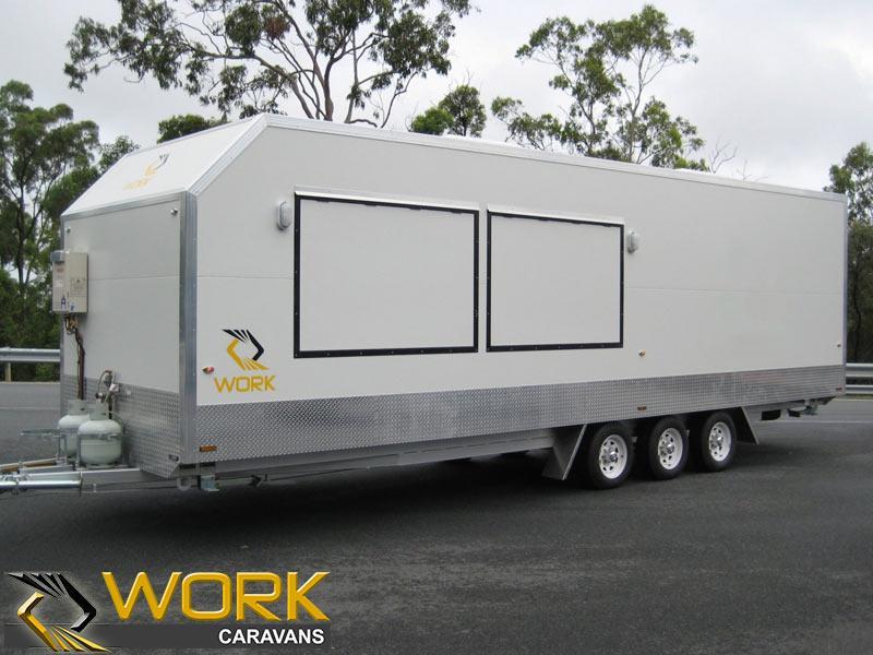 Mobile Kitchen Vans For Sale
